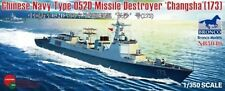 Bronco 1/350 Scale Navy Type 052D Missle Destroyer Changsha Kit No. NB5040