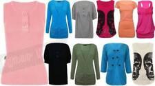 Maglie e camicie da donna, taglia comoda con cappucci taglia S
