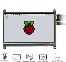 10 Inch HD Capacitive Touchscreen Display 1024*600 Monitor for Raspberry Pi
