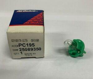 AC Delco Bulb PC195