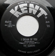 SENDERS .. I Dream Of You/ The Ballad of Stagger Lee ... Original 45 on KENT 320