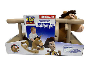 "Disney Pixar Toy Story My Rocking (Horse) Bullseye 22"" (plays music) Kiddieland"