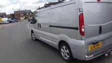 Vauxhall vivario sportive silver lwb