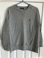 French Connection Men's Medium Grey Sweater. Pullover / Sweatshirt / Jumper