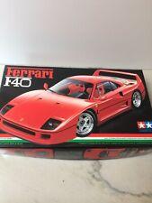 Tamiya 1:24 Ferrari F40