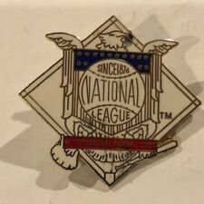 National League Pin
