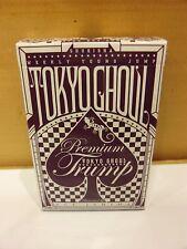 Tokyo Ghoul original Playing card Sui Ishida Trump New Japan limited ver