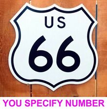 """Route Highway Interstate Sign - Custom just for you! 15""""x15"""""""