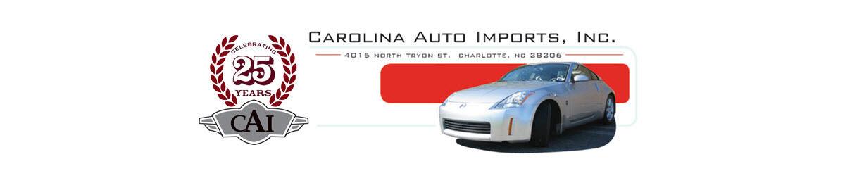Carolina Auto Imports