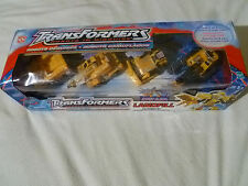 NEW TRANSFORMERS LANDFILL WEDGE GRIMLOCK HEAVY LOAD HIGHTOWER ROBOTS DISGUISE >