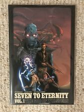 Seven To Eternity TP Volume 1 The God Of Whispers Softcover Graphic Novel