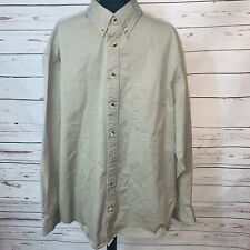 Roundtree /& Yorke Mens Pencil Striped Cotton Shirt