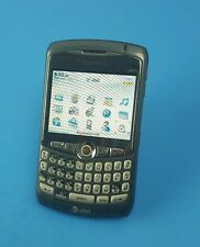 Blackberry 8310 Curve At&T Camera Qwerty Bluetooth Gray cellular phone #6