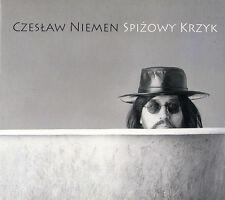 Czesław Niemen - Spizowy Krzyk (CD) NEW