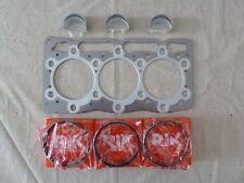 Kubota D1105 Overhaul / Rebuild Kit (Rings, Conrod Bearings, Head Gasket)