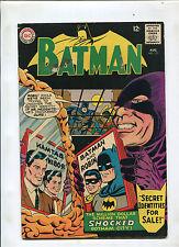 BATMAN #173 (4.0) THE MILLION DOLLAR SCHEME THAT SHOCKED GOTHAM CITY!