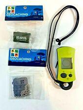 Apisphere Geomate Jr. Geocaching GPS & Micro Ammo Can Cache Hiding Micro Contain