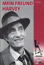 """Theater-Programmheft: """"Mein Freund Harvey"""" mit Gerda Gmelin, Winfried Glatzeder"""