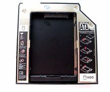 New Lenovo ThinkPad T400 T500 Ultrabay Slim SATA 2nd HDD Hard Drive Caddy Module