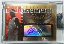 JR J.R Smith 2004 topps pristine gold autograph 19/25 personal endorsements auto