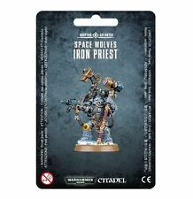 SPACE WOLVES IRON PRIEST - WARHAMMER 40,000 40K - GAMES WORKSHOP