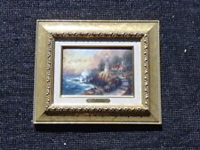 "Thomas Kincade Accent Print ""The Light of Peace""with certificate of authenticity"