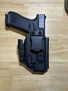 FITS:Glock 19/19x/19MOS/45 TLR7 / TLR7A IWB Holster