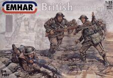 EMHAR 1/35 Primera Guerra Mundial Infantería británica # 3501