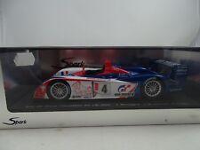 1:18 Spark #S1803 Audi R8 Oreca #4 Playstation 4° Lm 2005 - Rarità §