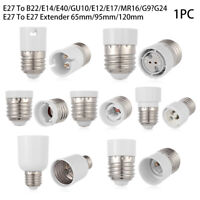 Adapter  Light Plug  Converter Screw Socket  Lamp Base  Extender Bulb Holder