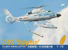 Dreammodel 1/72 72004 PLA Naval Z-9C Z-9 ASW Anti-sub helicopter