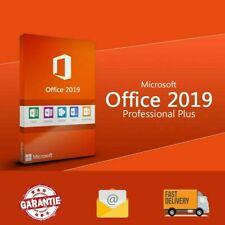 Microsoft Office Professional Plus 2019 Licencia Lifetime Activation MS Pro Plus
