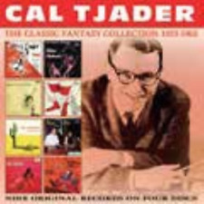 CAL TJADER-THE CLASSIC FANTASY COLLECTION: -IMPORT 4 CD WITH JAPAN OBI F56