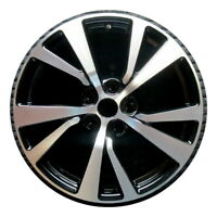 Wheel Rim Nissan Maxima 18 2016-2019 403004RA3E 403004RA8E OEM Black OE 62721
