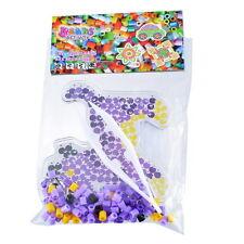 1Set Kids DIY Funny Crafts Creative Toys Hama Perler Beads Kit Dog P DIY Funny