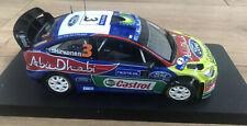 Sun Star 1:18 BP Ford Focus RS WRC #3 Hirvonen Rally Finland 2009 Winner