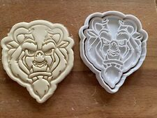 Beast Cookie Cutter Beauty And The Beast