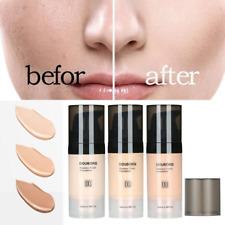 12ml Professional Foundation Base Makeup Face Matte Finish Make Up Concealer Cre