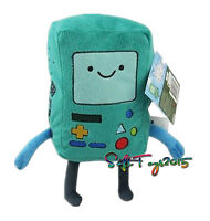 """8"""" Plush BMO Beemo Soft Toy Adventure Time With Finn & Jake Stuffed Figure Doll"""