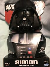 STAR WARS Darth Vader Edition SIMON Says Game Hasbro Disney *NEW*