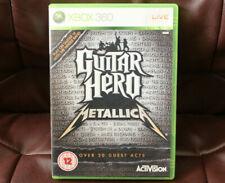 Guitar Hero: Metallica Microsoft Xbox 360 12+ Music Game Activision