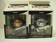 Tokidoki Moofia Bulletto and Grey Scale SDCC LIMITED Version  by Strangeco