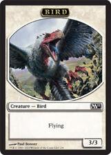 MTG 4x  Bird Token Light Play Magic 2011 English