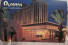 Aladdin Hotel & Casino Las Vegas NV Nevada Continental Size Postcard LOT OF 5