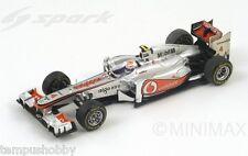 SPARK McLaren Mercedes MP4-26 No.4 Japan GP 2011 Winner Jenson Button SJ007 1/43