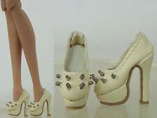 "Sherry Shoes for 12"" Fashion Royalty natalia Poppy Parker, DG, Momoko 31FR2 anja"
