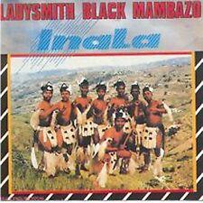 Inala by Ladysmith Black Mambazo (CD, Mar-1989, Shanachie Records)