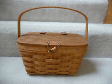 Longaberger Medium Purse and Protector (1993)
