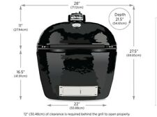 Primo Oval XL 400 Ceramic Smoker Grill model #PRM778 WE WILL BEAT ANY PRICE