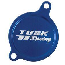 KAWASAKI KFX 450R 2008–2014 Tusk Aluminum Oil Filter Cover Blue Cap Replacement